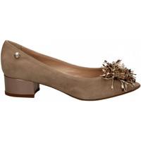 Chaussures Femme Escarpins Enval D SF 52553 taupe