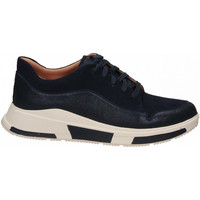 Chaussures Femme Baskets basses FitFlop FREYA SUEDE SENAKERS midnight-navy