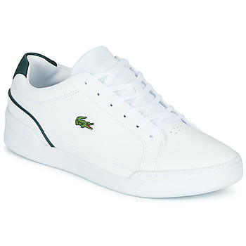 Chaussures Homme Baskets basses Lacoste CHALLENGE 0120 2 SMA Blanc / Vert
