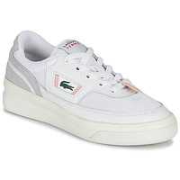 Chaussures Femme Baskets basses Lacoste G80 0120 1 SFA Blanc / Rose