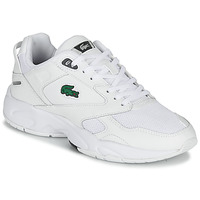 Chaussures Femme Baskets basses Lacoste STORM 96 LO 0120 3 SFA Blanc