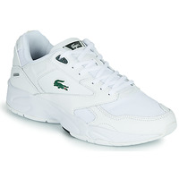 Chaussures Homme Baskets basses Lacoste STORM 96 LO 0120 3 SMA Blanc / Vert