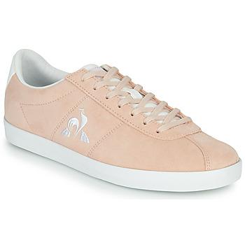 Chaussures Femme Baskets basses Le Coq Sportif AMBRE Rose