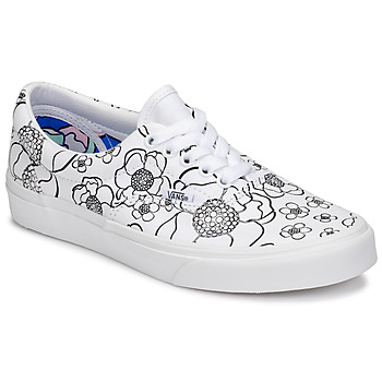 Chaussures Femme Baskets basses Vans ERA Blanc / Noir