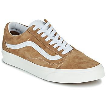 Chaussures Baskets basses Vans OLD SKOOL Camel