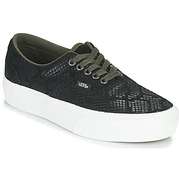Chaussures Femme Baskets basses Vans ERA PLATFORM Gris / Serpent