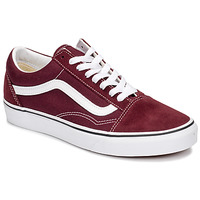 Chaussures Baskets basses Vans Old Skool Bordeaux