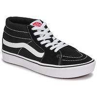 Chaussures Baskets montantes Vans COMFYCUSH SK8-MID Noir