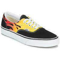 Chaussures Baskets basses Vans ERA Noir / Flame