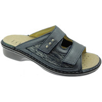 Chaussures Femme Mules Calzaturificio Loren LOM2824bl blu