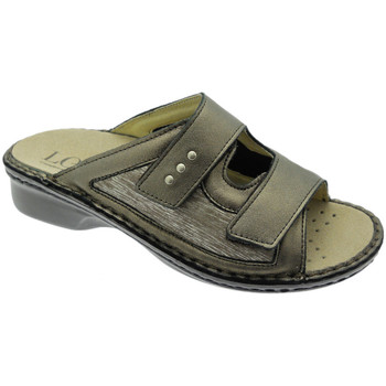 Chaussures Femme Mules Calzaturificio Loren LOM2824br tortora