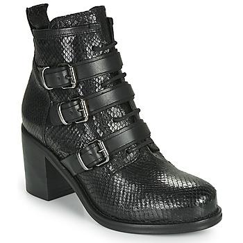 Chaussures Femme Bottines Mimmu JAYZE Noir