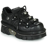 Chaussures Baskets basses New Rock  Noir