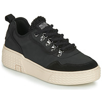 Chaussures Femme Baskets basses Palladium Manufacture EGO 05 WARM Noir