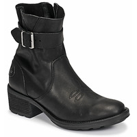 Chaussures Femme Bottines Palladium Manufacture MARGO 04 LEA Noir