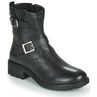 Chaussures Femme Boots Les Tropéziennes par M Belarbi Looky Noir
