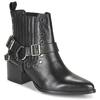 Chaussures Femme Bottines Les Tropéziennes par M Belarbi KIMIKO Noir