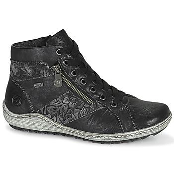 Chaussures Femme Baskets montantes Remonte Dorndorf LAMIN Noir