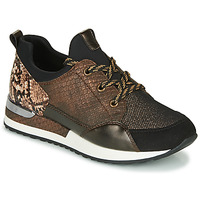 Chaussures Femme Baskets basses Remonte Dorndorf R2503-24 Marron /Reptile