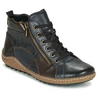 Chaussures Femme Baskets montantes Remonte Dorndorf FRETTI Bleu