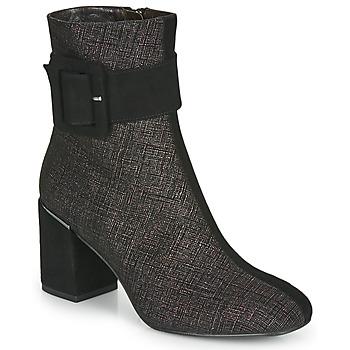 Chaussures Femme Bottines Perlato JAMIROCK Noir