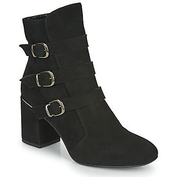 Chaussures Femme Bottines Perlato JAMIKOU Noir