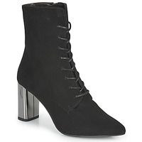 Chaussures Femme Bottines Perlato JAMOGA Noir
