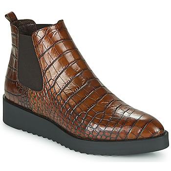 Chaussures Femme Boots Perlato JAMINO Marron
