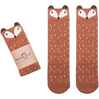Sous-vêtements Fille Collants & bas Mama's Feet GREG THE GINGER FOX marron