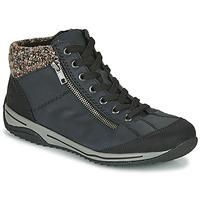 Chaussures Femme Boots Rieker L5223-00 Bleu