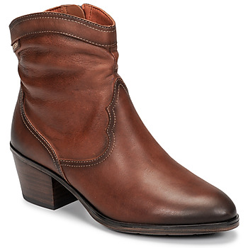 Chaussures Femme Bottines Pikolinos CUENCA W4T Marron