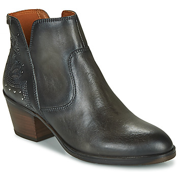 Chaussures Femme Bottines Pikolinos CUENCA W4T Gris