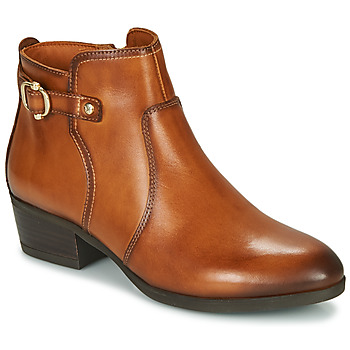 Chaussures Femme Bottines Pikolinos DAROCA W1U Marron