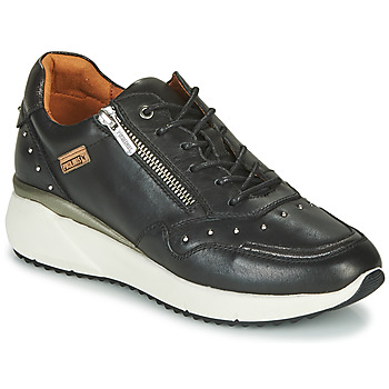 Chaussures Femme Baskets basses Pikolinos SELLA W6Z Noir