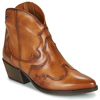 Chaussures Femme Bottines Pikolinos VERGEL W5Z Marron