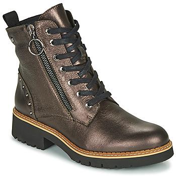 Chaussures Femme Boots Pikolinos VICAR W0V Argenté