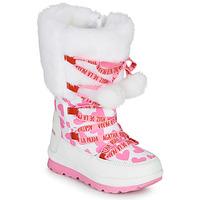 Chaussures Fille Bottes de neige Agatha Ruiz de la Prada APRESKI Blanc