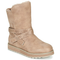 Chaussures Femme Boots Skechers KEEPSAKES 2.0 Taupe