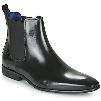 Chaussures Homme Boots Azzaro JAGER Noir