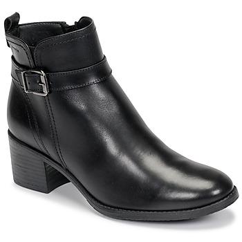 Chaussures Femme Bottines Tamaris PAULETTA Noir