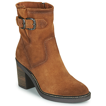 Chaussures Femme Bottines Tamaris AZZURRA Marron