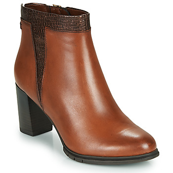Chaussures Femme Bottines Tamaris FEELINA Marron