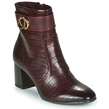 Chaussures Femme Bottines Tamaris SOLO Marron