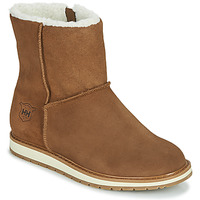 Chaussures Femme Bottes de neige Helly Hansen ANNABELLE BOOT Camel