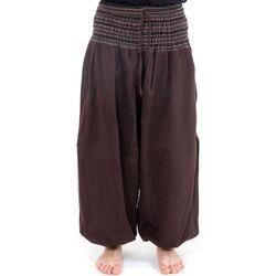 Vêtements Homme Calvin Klein Jeans Fantazia Pantalon sarouel large grande taille Tahiki Marron