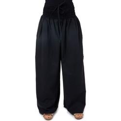 Vêtements Homme Calvin Klein Jeans Fantazia Pantalon large elastique bouffant femme noir Mia Noir