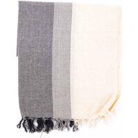 Accessoires textile Femme Echarpes / Etoles / Foulards Fantazia Foulard cheche douceur zen Snow Blanc / écru