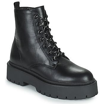 Chaussures Femme Boots Gioseppo YELABUGA Noir