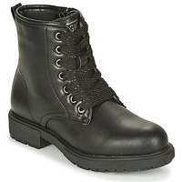 Chaussures Fille Boots Gioseppo YELETS Noir