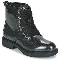 Chaussures Fille Boots Gioseppo XANTEN Noir